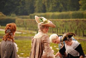 Schloss Augustusburg: Venez-y-Voir im Film der Schlösser Brühl.