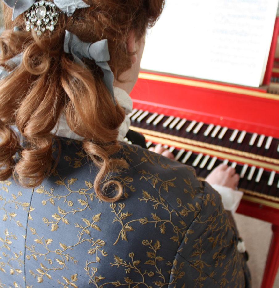 Venez-y-Voir im Dianasaal auf Schloss Engers Neuwied